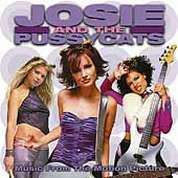 Music from the Motion Picture Josie and the Pussycats is the soundtrack album for the 2001 film of the same name, starring Rachael Leigh Cook, Rosario Dawson, and Tara Reid. Description from quazoo.com. I searched for this on bing.com/images