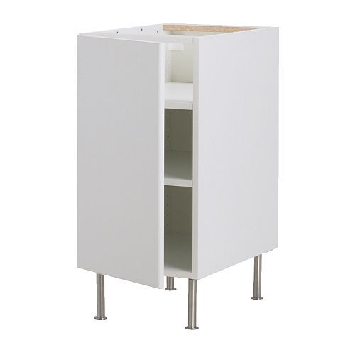 FAKTUM Base cabinet with shelves IKEA $55