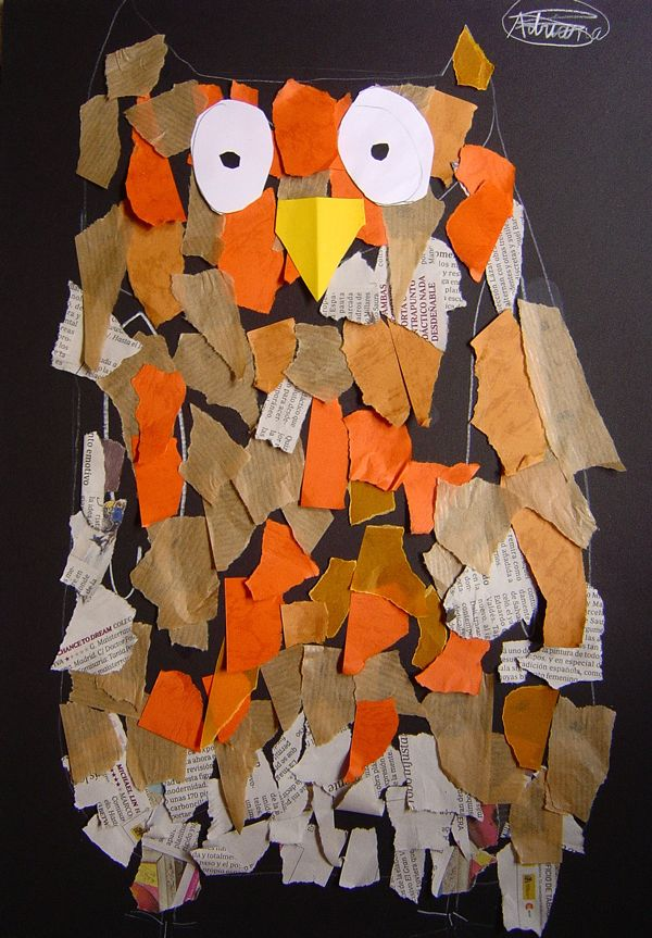buhos - taller de arte para niños