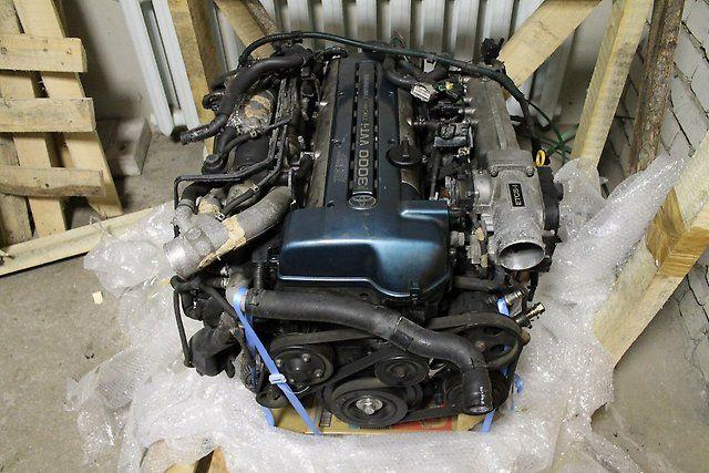 Двигатель. Toyota Aristo Двигатель 2JZGTE