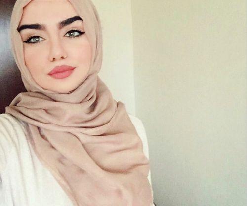hijab, muslima, and chechenka -kuva