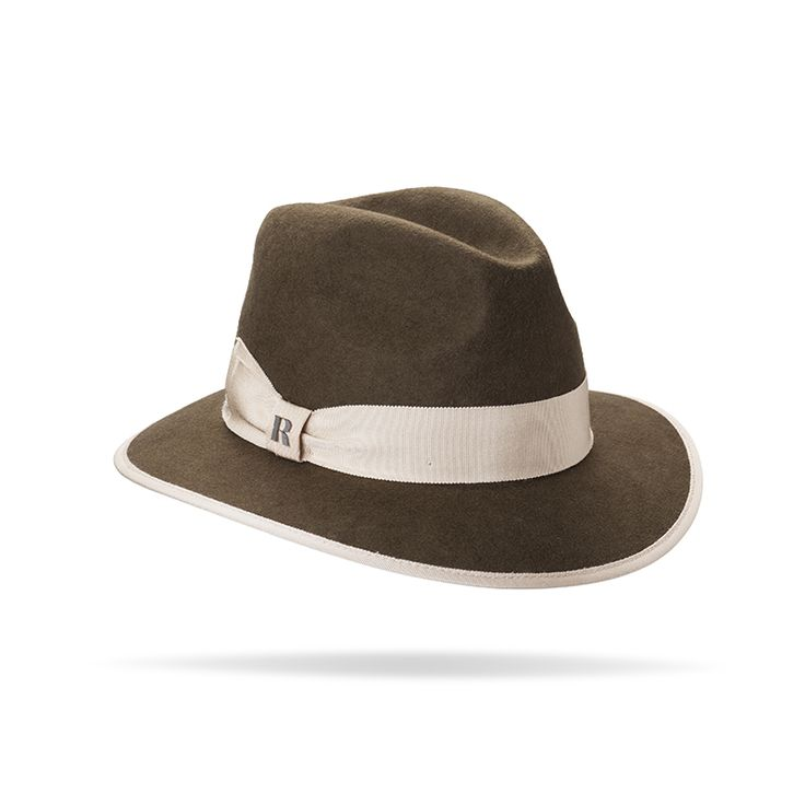 """""""Sysley"""" hat in Green"""