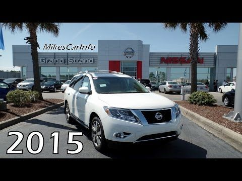 When shopping for a new vehicle, why not aim for the top-tier experience? That's exactly what you get when you go for the 2015 Nissan Pathfinder Platinum. It's an SUV that stands out from competitors with immense performance and a sensational lineup...