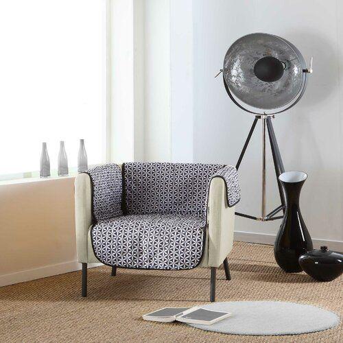 Schonbezug Box Fur Sessel Scanmod Design Farbe Schwarz Grosse