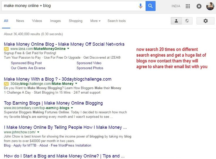 Building Email List google method to do it without loosing credibility