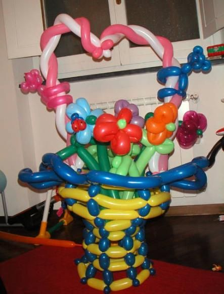 Balloon+Arrangements | Balloon Bouquets can be a number of