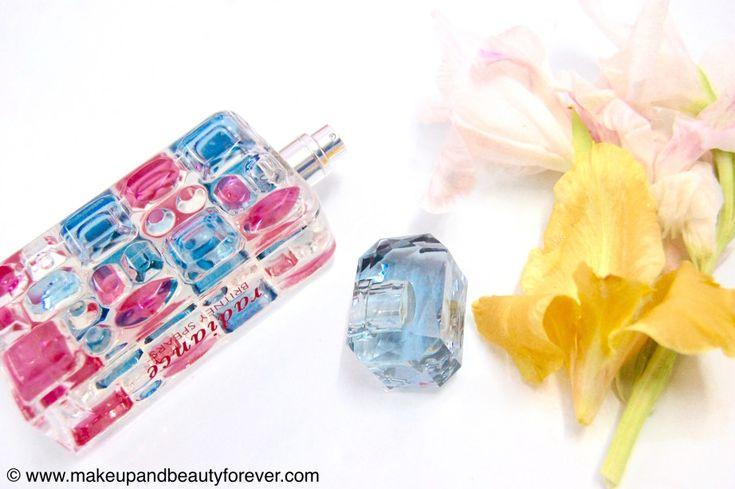 Britney Spears Radiance by Elizabeth Arden Eau de Parfum Review   http://www.makeupandbeautyforever.com/britney-spears-radiance-by-elizabeth-arden-eau-de-parfum-review/