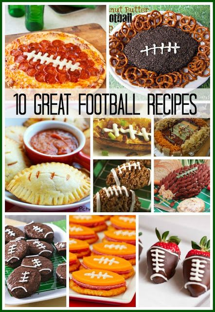 Driven By Décor: Ten Great Football Recipes for Super Bowl Parties