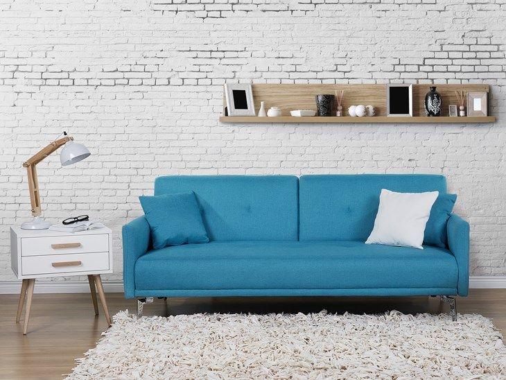 Oszczedna w miejsce i niezwykle elegancka sofa rozswietli kazdy salon. Dzieki bogatym kolorom sprawi, ze kazdy pokój bedzie bardziej przyjazny. Zwinnie i prosto dla kazdego, to zalety rozkladanej sofy ...