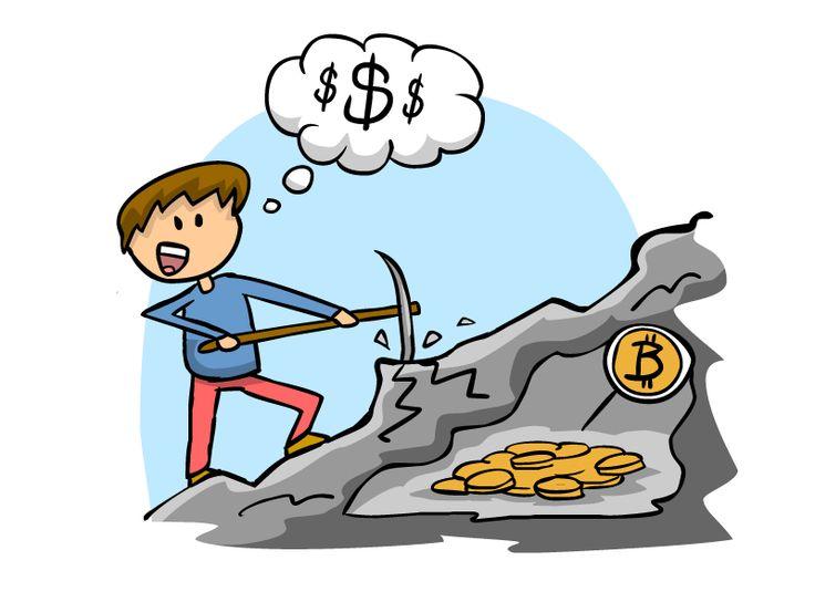 Hot to Mine Bitcoin