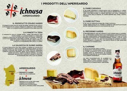 #Birra #Ichnusa #lancia in #Sardegna e #Italia l'#aperitivo #sardo #Stuzzichini a #base di #pecorino, #prosciutto e #pane #guttiau