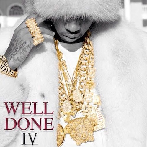 """Mixtape Cover: Tyga 
