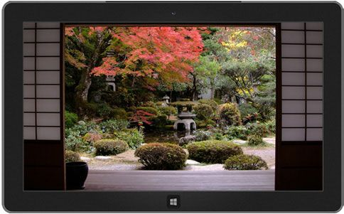 Casa tradicional japonesa y jard n japan pinterest for Garden design windows 7