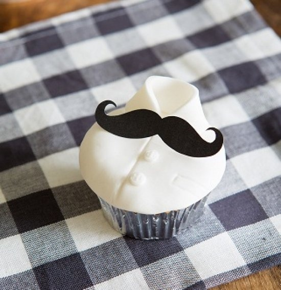 Father's Day/Vaderdag Cupcake