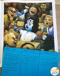 Buzzing with Ms. B: 5 steps to teaching reading strategies with the   gradual release model: Step 1: When we start our teaching with something   hands-on, or concrete, it gives us an anchor activity to come back to.   Kids remember things they've done actively.  I tend to use a lot of pictures and cards to get kids thinking  about   the strategy I'm introducing. I design the activity to mirror the kinds   of thinking they'll need to do to use the strategy.