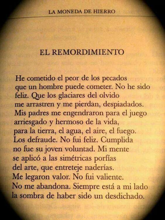 Jorge Luis Borges Osh Pinterest Jorge Luis Borges Frases Y