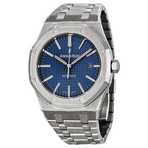 Audemars Piguet Royal Oak Blue Dial Stainless Steel Mens Watch 15400ST.OO.1220ST.03 https://www.carrywatches.com/product/audemars-piguet-royal-oak-blue-dial-stainless-steel-mens-watch-15400st-oo-1220st-03/  #audemarspiguetautomatic #audemarswatches-#pigue