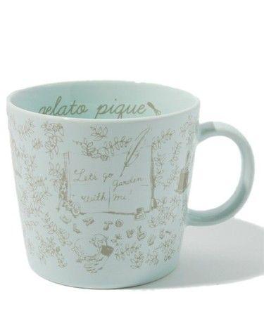 ガーデンアニマルマグカップ