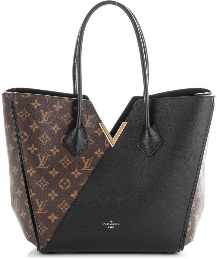0622b74f02142 Louis Vuitton Kimono Monogram GM Noir Black
