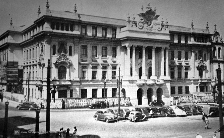 Largo Sao Francisco, 1939 - Sao Paulo, Brazil