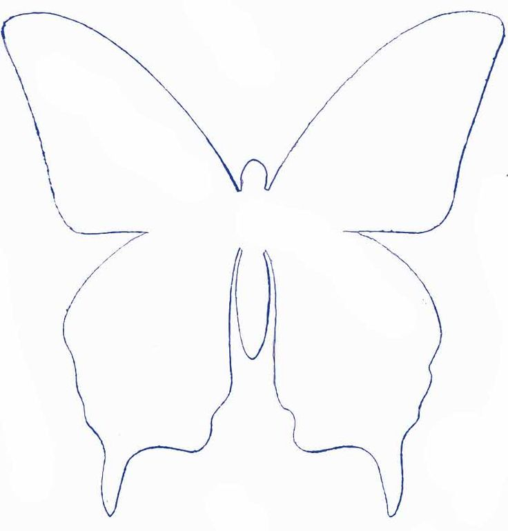 Manualidades-con-papel-mariposas-para-la-pared2.jpg (800×838)