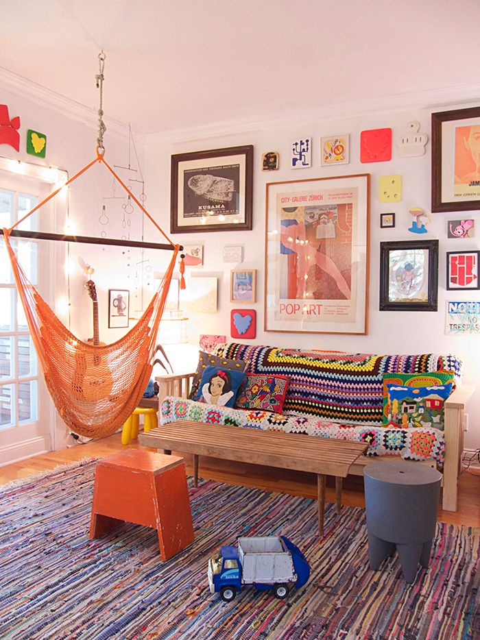 Two Artists Make a Gallery of Their New York Home   Design*Sponge