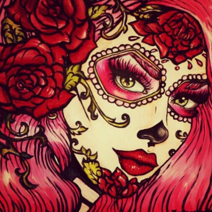 58 best Dia De Los Muertos images on Pinterest | Tattoo designs ...