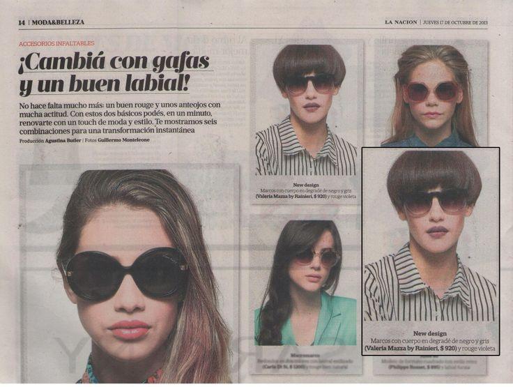 La Nación Moda y Belleza. Día de la Madre.  17.10.2013