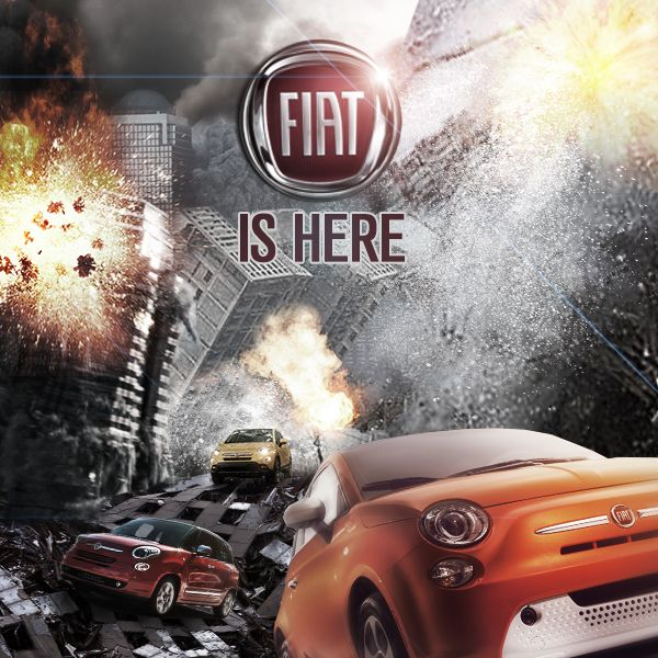 No Matter What, #Fiat is there! Hold on to your comfy, cozy seats with the 2016 #Fiat 500X. #MossyFiat #SafetyFirst