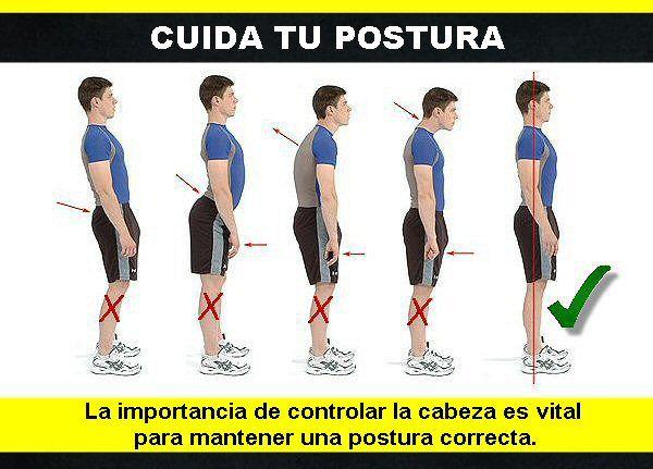 La postura corporal dice mucho de t culturismo for Gimnasio musculacion