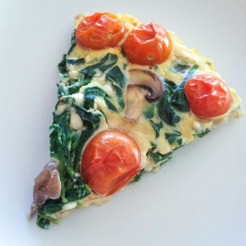 CityFoodie ♥ Recept: eiwitrijke Hüttenkäse taart zonder korst