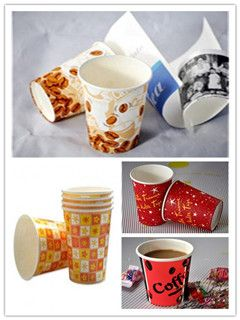 PAPER CUPS of all sizes...