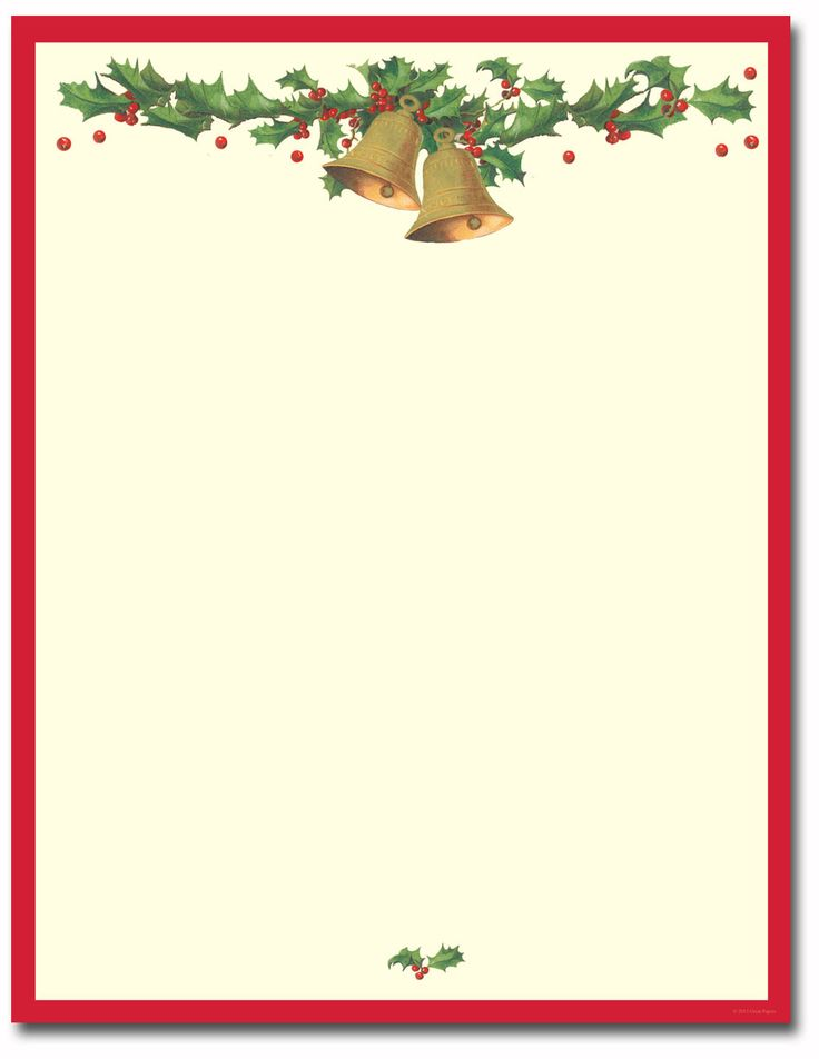 antique bells letterhead 80 sheets antique bells christmas holiday stationery is great for your holiday letters and messages