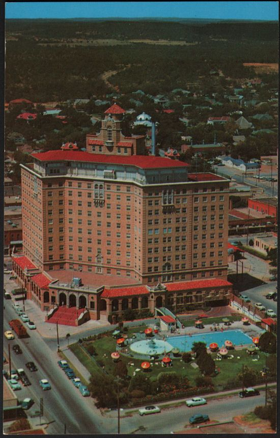 Baker Hotel In Mineral Wells Texas
