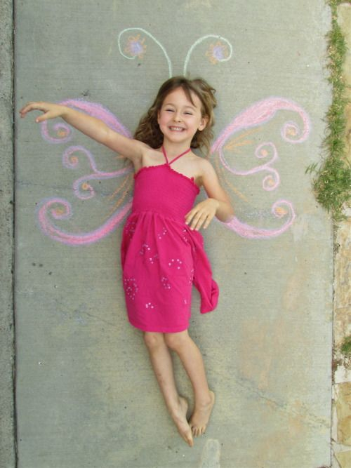 Chalk draw any design, perfect photo op