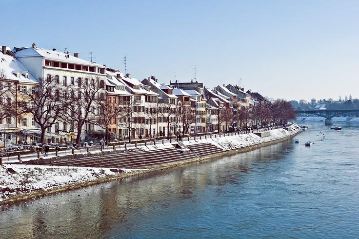 Switserland, Basel, Hotel Krafft #baselshows