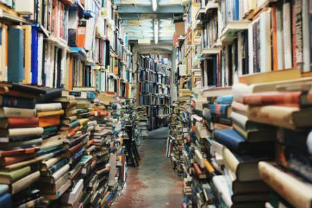 ejercicio de escritura los libros