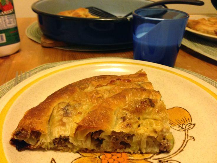 bosnian pita zeljanica recipe for chicken