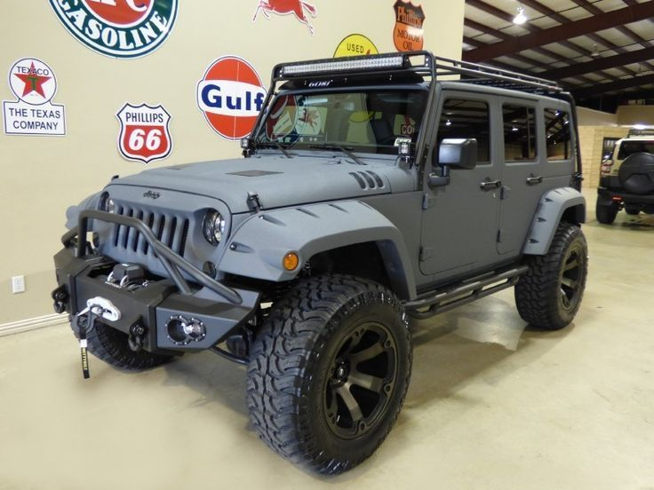 Awesome Lifted Jeeps For Sale Near Me Custom Jeep Wrangler Used