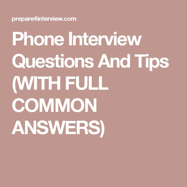 Oltre 1000 idee su Telephone Interview su Pinterest Suggerimenti - steps on how to do a resume