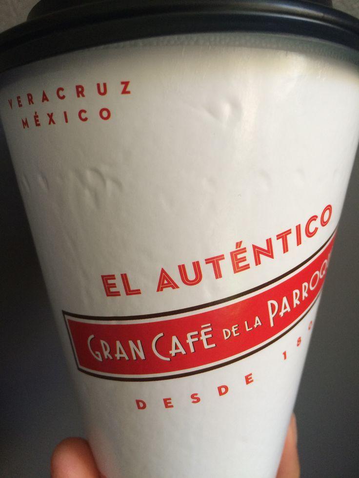 Café de la Parroquia Veracruz