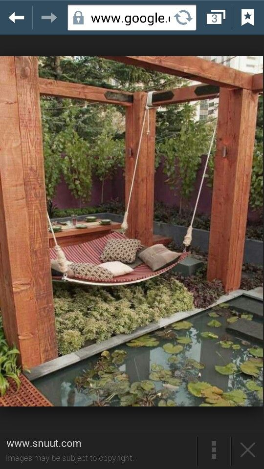 This would be beautiful for a backyard!