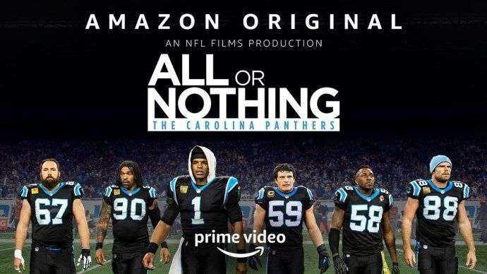 All Or Nothing The Carolina Panthers Ab 19 Juli Bei Amazon Prime