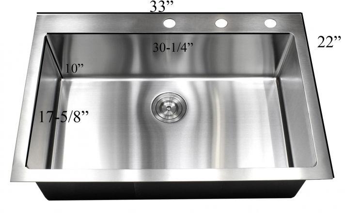 26 Kitchen Sink Brands Single Bowl Kitchen Sink Drop In Kitchen Sink Stainless Steel Kitchen Sink