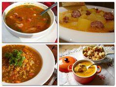 A 11 kedvenc téli leves! Egyik jobb, mint a másik!