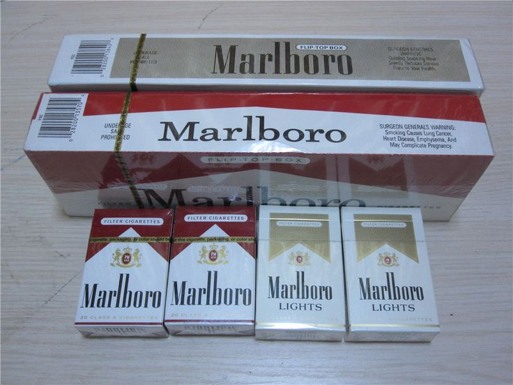 Marlboro lights online UK