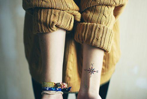 tattoo & sweater