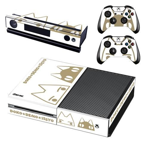 Toro Inoue xbox one skin decal for console and 2 controllers