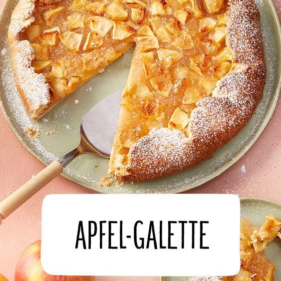 Apple Galette   – Mehr Frische. Mehr Ideen.