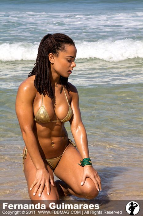 Meet Fernanda Guimaraes... | Fitness and health. | Black ...